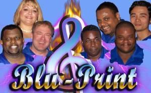 Blu Print Band