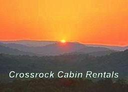 Crossrock Cabin Rentals