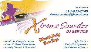 Xtreme Soundzz D.J. Service - Ottawa
