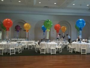 Balloons Above - The Finest in Balloon Decorating