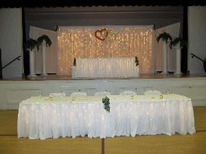 party equipment rentals in fort washington md for weddings and