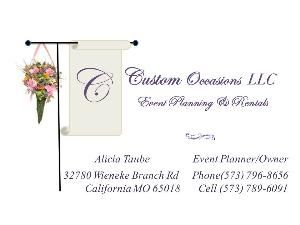 Custom Occasions LLC