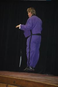 Tulsa Magician Brett Shaw