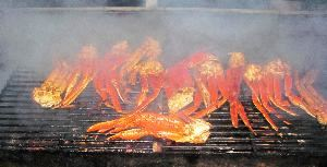 Smoke House Meats BBQ Catering-Home of the BBQ Crablegs