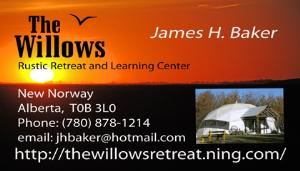 The Willows Rustic Retreat and Learning Center
