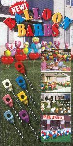 Balloon Barbs