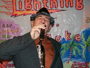 Johnny Lightning D.J. Karaoke