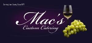 Mac's Custom Catering