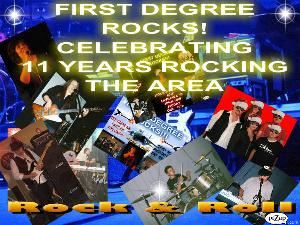 FIRST DEGREE BAND