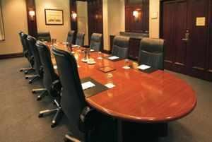 St. Louis Executive Boardroom