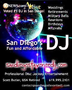 San Diego's Favorite DJ