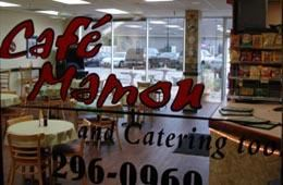 Cafe Mamou and Catering Too!