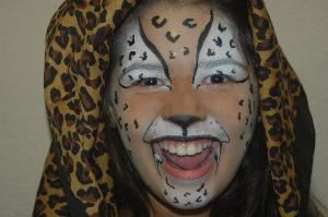 Face & Body Art by Marci