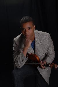 Gareth Johnson, Violinist
