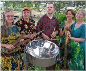 Mango Groove Steel Band