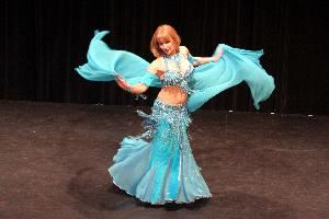 Alexia Oriental Belly Dancer - Cookeville