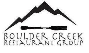 Boulder Creek Restaurant Group