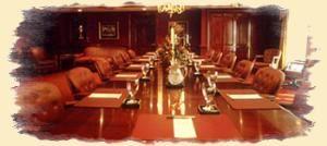 Julius Boros Boardroom