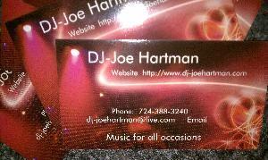 DJ Joe Hartman