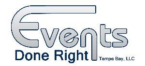 Events Done Right Tampa Bay, LLC