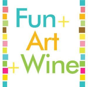 Fun+Art+Wine
