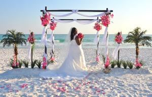 Destin Beach Brides