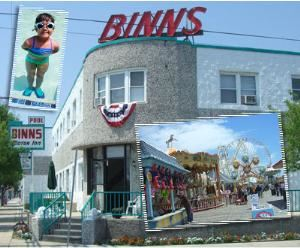 Binns Motor Inn & Bonito Motel