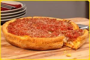 Chicago Street Pizza