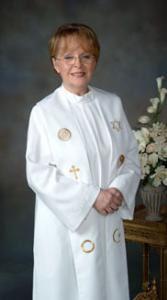 Reverend Elisheva Clegg