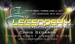 Legendery Entertainment - DJ