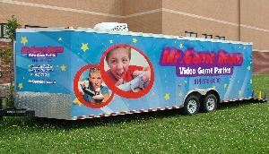 Mr. Game Room Mobile Video Game Parties