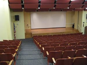 Rainey Auditorium