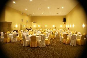 The Galloway Ballroom at Clarion Inn & Suites Atlantic City North
