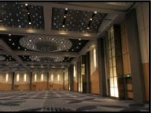 Full Ballroom (5-8) Head Table: West