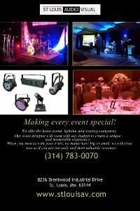 St. Louis Audio Visual, Inc.