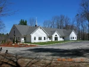 Charlton City United Methodist Church
