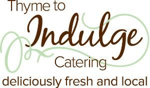 Thyme to Indulge Catering