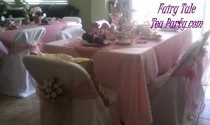Fairy Tale Tea Parties