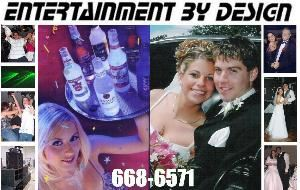 Entertainment by Design DJ and Event Services