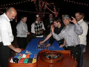 Action Casino Parties