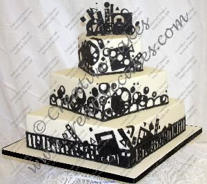 Woodlea Bakery Wedding Cakes