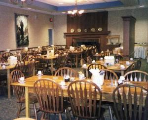 The Garrison Dining Room