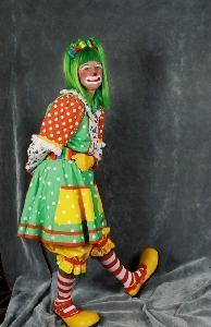 A Looney Clown