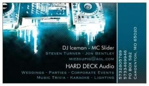HARD DECK Audio