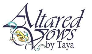 Altared Vows by Taya