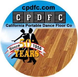 California Portable Dance Floor Co. Inc