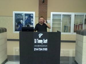 DJ Tommy Scott