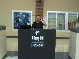 DJ Tommy Scott