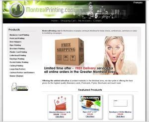 Montreal Printing