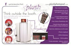 Plush Photo Pod